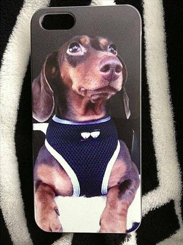 personalized picture mount phone case