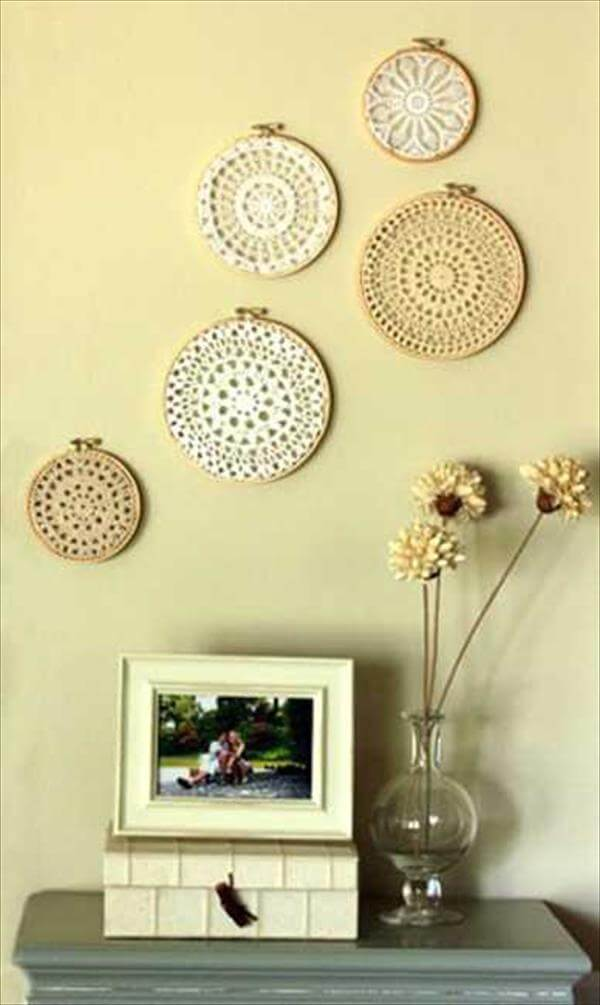 diy easy wall decor pattern