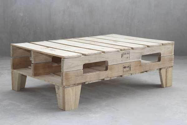 diy recycled reclaimed table