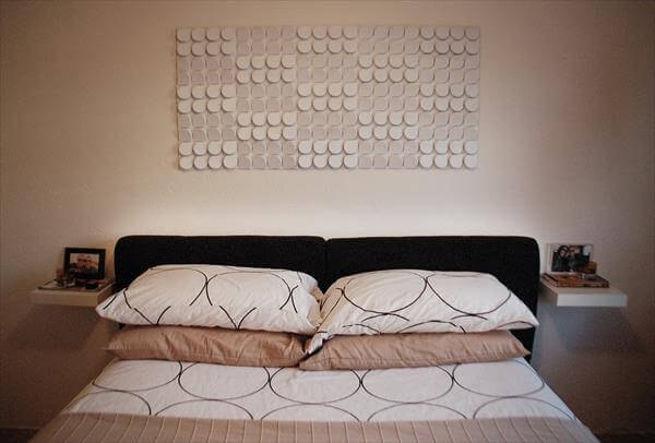 bed room captivative futon headboard idea