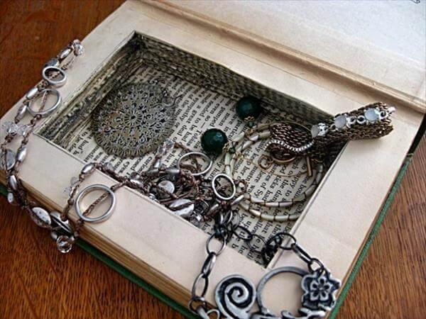 diy jewelry box design