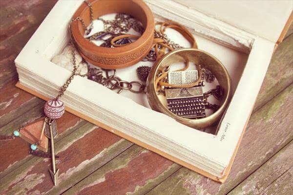 nice idea for jewelry box