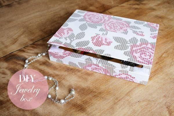 chocolate jewelry box idea