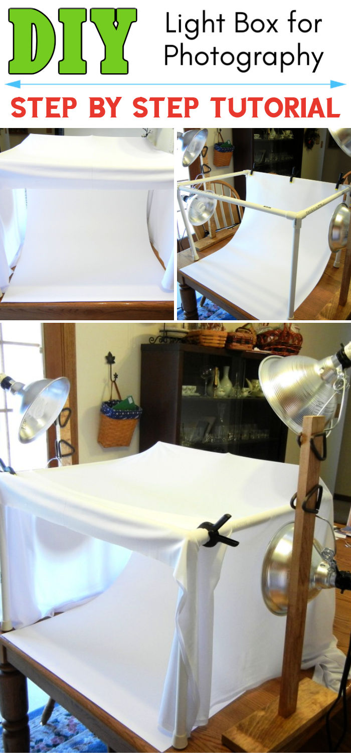 DIY Light Box for Product Photography