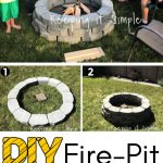 How to Build a Fire Pit for Only 60